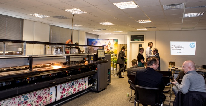 Customers interested in CWE's complete solutions at Sign & Digital can also access demonstrations and training at its dedicated showroom facility in Chessington, UK