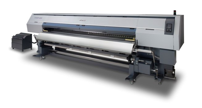 New TS500P-3200 3.2m super-wide transfer paper print from Mimaki to launch in February
