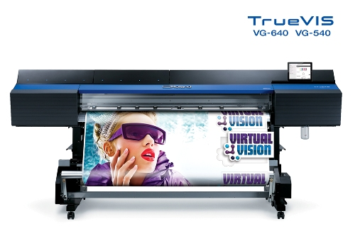 Roland The future of print and cut - the TrueVIS VG-640
