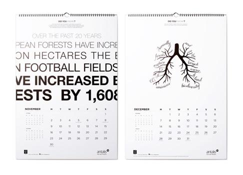 Antalis 2015 Calendar Nov-Dec