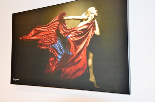 Aurich Textilien's Impact Prime, supplied by Soyang Europe, has become the backlit material of choice