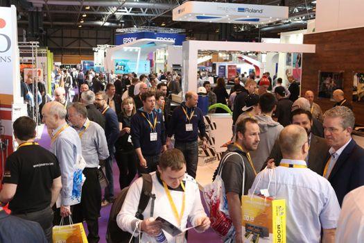 Busy aisles at SDUK 2016