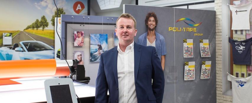 Michael Walsh - Walsh Graphics Dublin Opening
