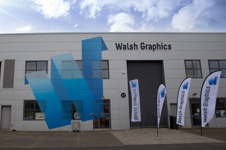 Walsh Graphcis - Dublin Building