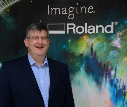 Roland DG Brett Newman