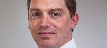 Mark Elvidge, print product manager, Roland DG (UK)
