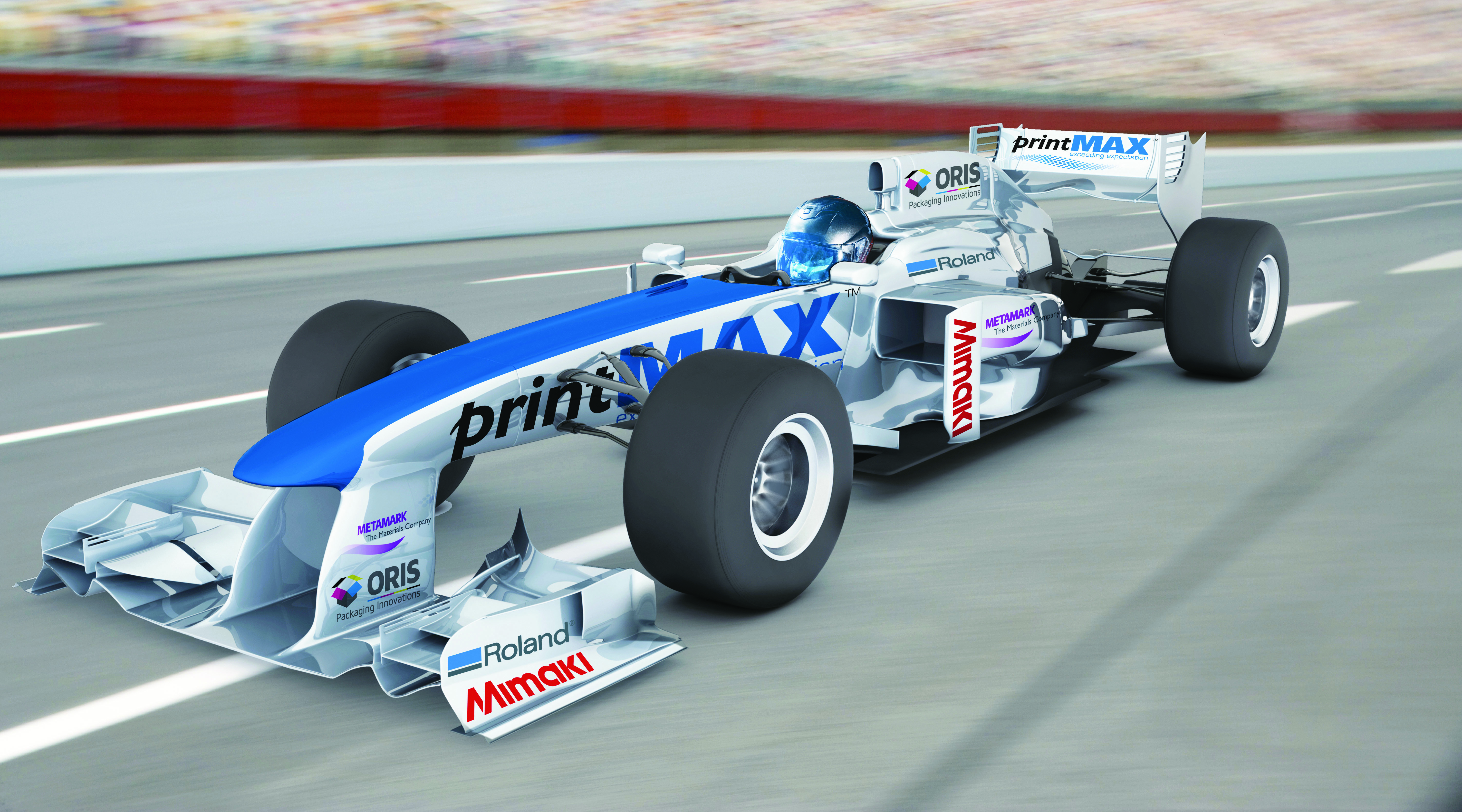 printMAX can't wait to be a part of the action this summer