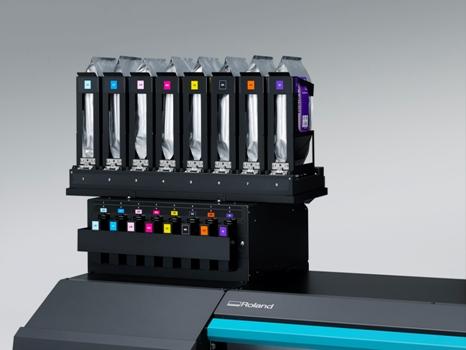 XT-640 Roland Ink System