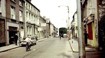 Dublin Street Scene 1968
