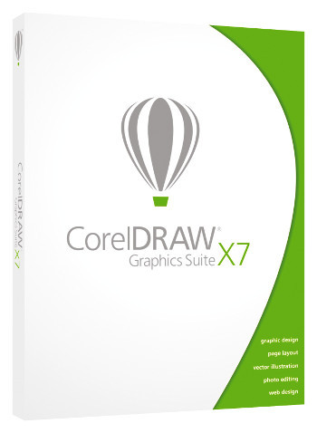 CorelDRAW Graphics Suite X7 2