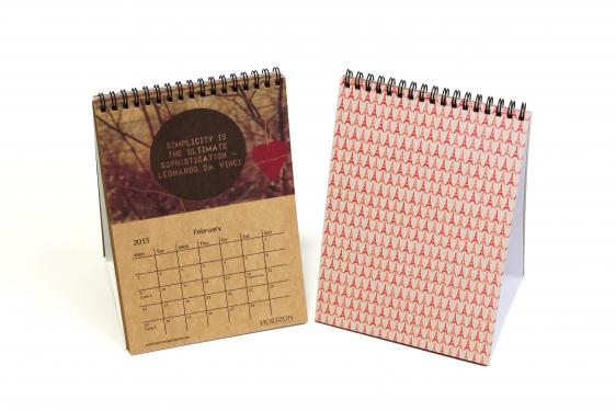 H Calendar 2015