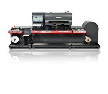 Jetrion® 4950lx LED inkjet narrow web press