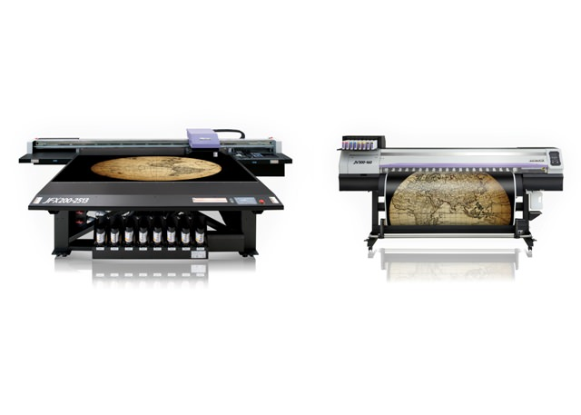 Mimaki's JFX200 and JV300 is already proving a popular and productive combination with customers