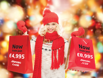 Bag a bargain this Christmas!