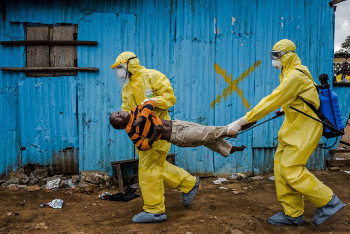 Ebola Spreading in Liberia