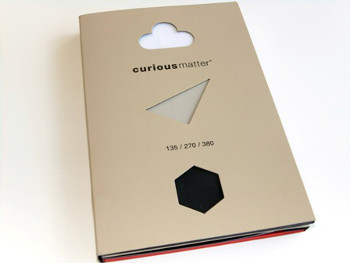 New 'curious matter' swatch book from Antalis