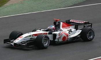 BAR Honda - BAR 007