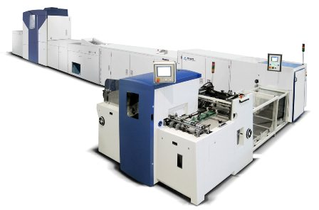 Xerox iGEN4 and automated packaging solution 2